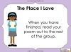 Using the Senses (KS1 Poetry Unit) Teaching Resources (slide 58/59)
